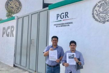 Denuncia PAN Benito Juárez ante PGR al Partido Verde por presunta entrega de despensas