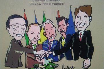 VENENO: Cumbre de las americas, estrategias contra la corrupción