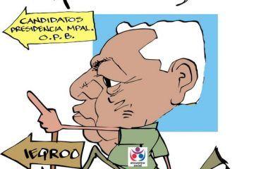 COLINAS: Manuel Valencia al ataque
