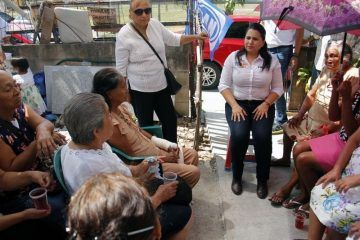 En medio ambiente, hay una deuda con Quintana Roo; denuncia Mayuli