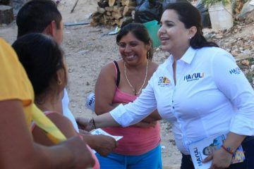 México necesita la transición que vivió Quintana Roo en 2016: Mayuli