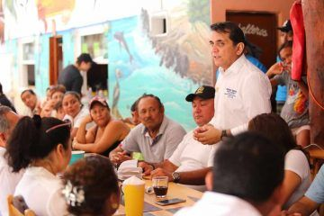 Gestionaré más recursos para impulsar los destinos turísticos de Q. Roo: Miguel Ramón Martín Azueta