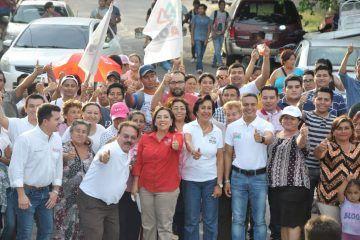 En el PRI hay unidad y fortaleza; volveremos a ser laPrimera fuerza política en Quintana Roo: Cora Amalia