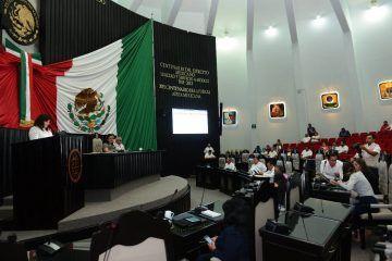 Aprueba Congreso asignación de presidencias de comisiones legislativas