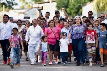 """""""Inaplazable crear más empleos en el Centro y Sur de Quintana Roo"""": Cora Amalia"""
