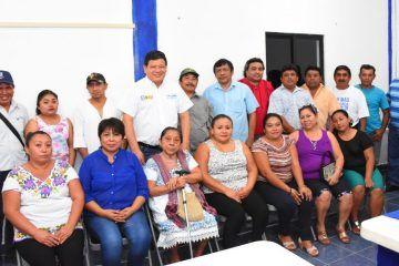 Importante atender al sector agropecuario: Luis Torres