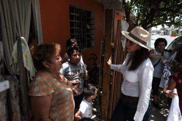 Dejaremos un Quintana Roo seguro para nuestros hijos: Marybel Villegas