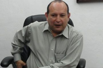 Mario Machuca, el elegido por el PRI-PVEM-Panal como candidato por Benito Juárez