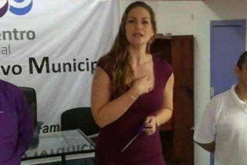 Presentará Niurka Sáliva a integrantes de su planilla. Se inscribió por el PES