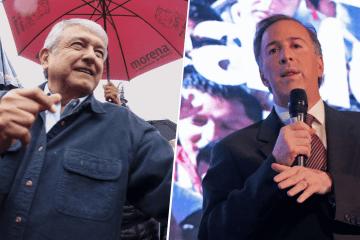López Obrador y Meade arrancan sus carreras este domingo