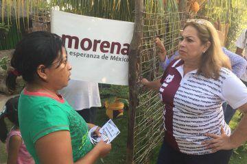 Chetumal requiere de alumbrado público eficiente: Paty Palma