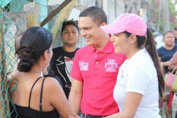 """Propone Raymundo King trabajar """"por una estrategia integral de combate a la delincuencia"""""""