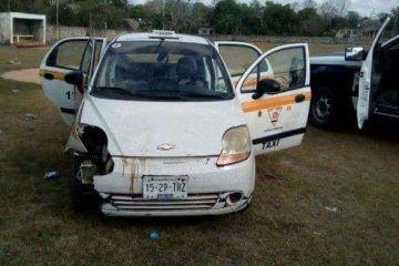 Aparece cuerpo de la taxista desaparecida