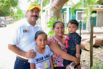 Se compromete Julián Ricalde proteger la integridad de las víctimas de la violencia