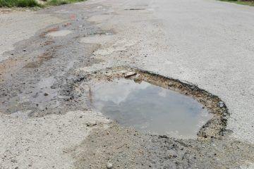 Ayuntamiento de OPB, incompetente para atender baches y desfondes