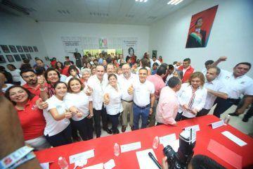 PRI Quintana Roo realiza cambios en su Dirigencia Estatal