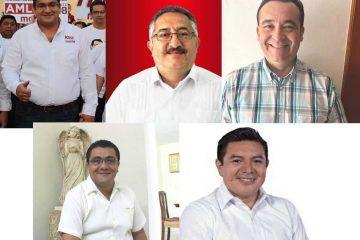 Candidatos a la presidencia, estrechan lazos de convencimiento con vallisoletanos