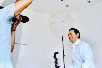 Tras bambalinas, 'Chanito' se prepara para hacer campaña