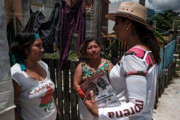 Paso a paso Marybel Villegas lleva un importante mensaje de esperanza