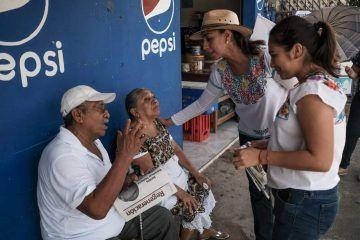 Basta de desigualdad, Marybel Villegas