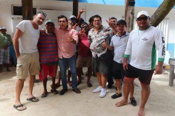 Por un desarrollo sustentable en la pesca y en la prestación de servicios náuticos: Miguel Ramón