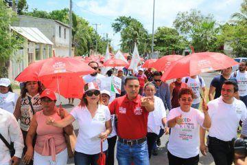 Es tiempo del Sur de Quintana Roo: Raymundo King