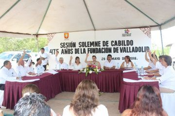 Chohuac-Ha, histórico escenario para conmemorar el 475 Aniversario de Valladolid