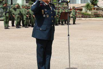 General Andrés Aguirre, nuevo mando de las filas castrenses de Valladolid