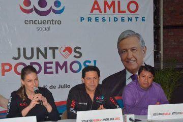 INE impide al PES utilizar imagen de López Obrador en Quintana Roo