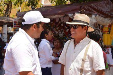Pondremos los ojos del mundo en Valladolid: Enrique Ayora