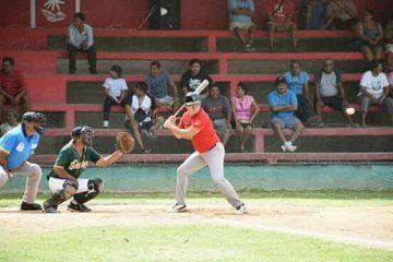 Domingo beisbolero en Felipe Carrillo Puerto