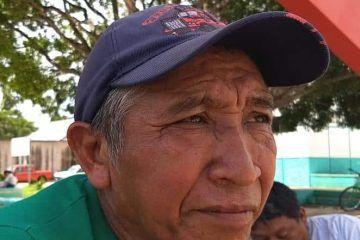 Campesino morelense denuncia falta de apoyo de la SAGARPA