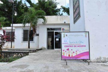 Abren centro de acopio en FCP, piden ayuda para damnificados de Guatemala