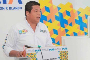 """Combatiremos la inseguridad desde la raíz: Fernando, """"El Chino"""" Zelaya"""