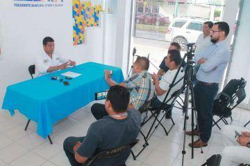"""Juntos lograremos crecimiento económico y servicios públicos de calidad: Fernando, """"El Chino"""" Zelaya"""