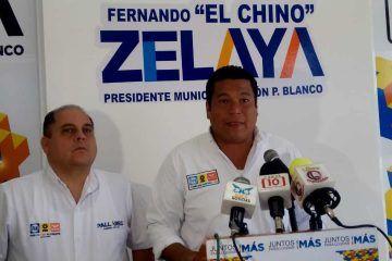 """Aventaja Fernando """"El Chino"""" Zelaya en las preferencias electorales en OPB"""