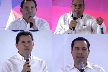 Valladolid cobra auge político con debate de candidatos al Gobierno de Yucatán