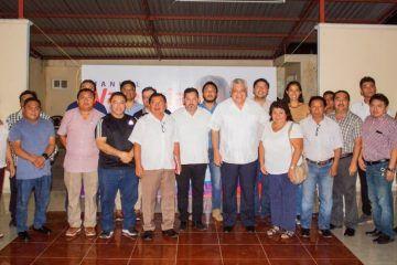 Egresados Del ITCH Respaldan El Proyecto De Manuel Valencia