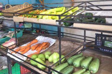 Bajan precios de frutas y verduras; morelenses siguen sin poder comprar