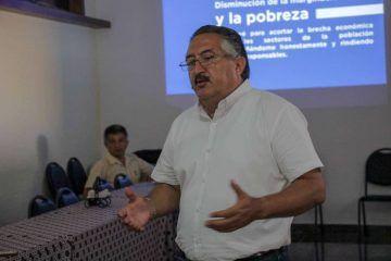 Con inclusión, abatiremos la marginación y desigualdad: Leonel Escalante
