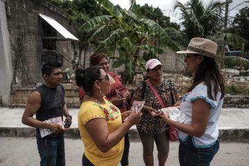 Solidaridad ya tiene decidido su voto: Marybel Villegas