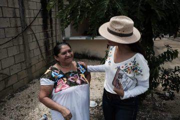 Tulum y su gente necesitan nuestro apoyo y atención: Marybel Villegas