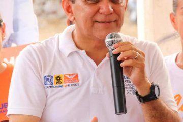 Con Anaya se consolidará el cambio en Quintana Roo: Miguel Ramón