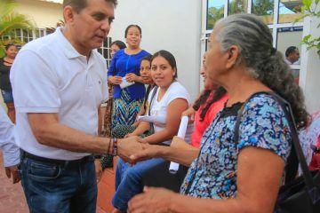 Como legislador mi compromiso será estar siempre cerca de la gente: Miguel Ramón