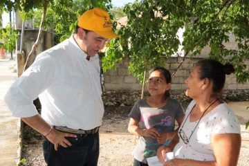 Convoca Orestes Somarriba a rodada multitudinaria por la 'paz democrática'