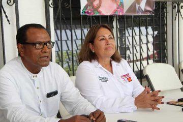 Denuncia Paty Palma gandallismo de la Delegación de Morena y amenazas