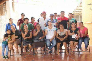 Bienvenidos todos al proyecto que llevará a JMM al progreso y al desarrollo: Rossana Romero
