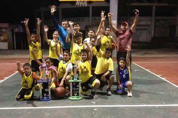 Cosecha talentos vallisoletanos Escuelita de Básquetbol Infantil