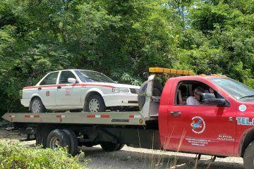 Sin vida, encuentran a taxista de Tulum desaparecido