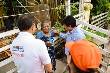 Fuerte impulso a las comunidades de la Zona de Transición de Tulum: Víctor Mas